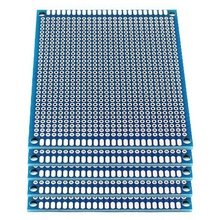 Printed Pcb-Board Arduino-Experimental-Pcb for Copper-Plate 5pcs/Lot 7x9cm Universal