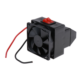 Car Heater Interior Car Warmer 12V Truck Car Heat Cooling Fan 12 Volts 300 Watts(China)