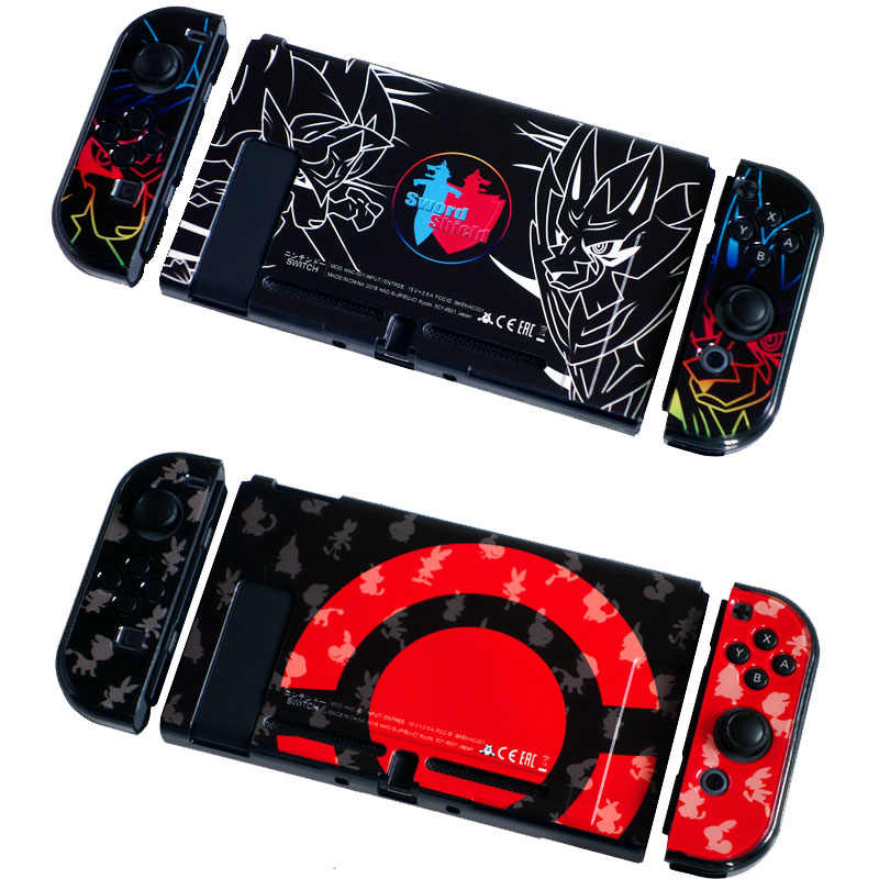 Nintendoswitch Hard Plastic Shell Cover Cases for Nintendo Switch Console and Joy Con Controller Protection Skin Nintend Switch