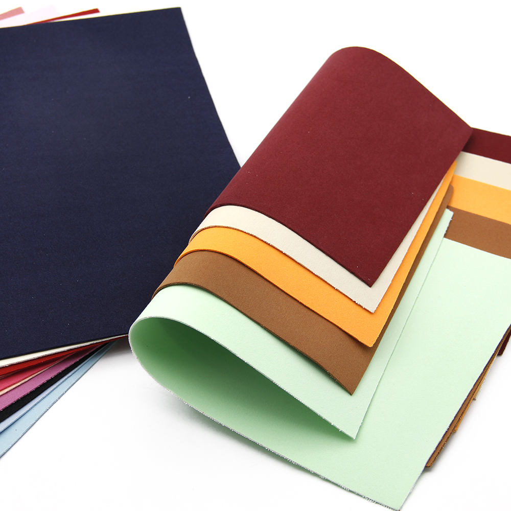 30*140cm Plain Double-sided Velvet Faux Synthetic Leather Patchwork For DIY Hair Bow Bag Wallet Phone Cover,1Yc7535