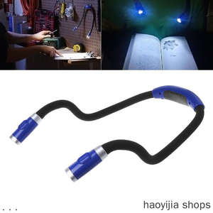 Book-Light Reading Bed-Neck Rechargeable Hands-Free Flexible Fashion LED Car-Supplies