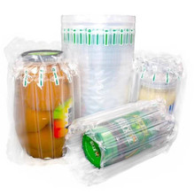 Customize Air Column Bag Custom Packaging Explosion-Proof Tank Express Delivery Bale Buffer Shockproof Inflatable Bubble