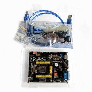 Image 4 - แบบพกพาชุดพัฒนา ALTERA Cyclone IV EP4CE6 EP4CE10 บอร์ดพัฒนา FPGA Altera NIOSII FPGA + USB Blaster