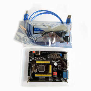Portable Pocket Development Kit ALTERA Cyclone IV EP4CE6 EP4CE10 FPGA Development Board Altera NIOSII FPGA + USB Blaster