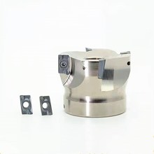1PCS BAP300R 40-22-4T 50-22-4T right angle end tool holder clamping machining cutting tools R0.8 CNC