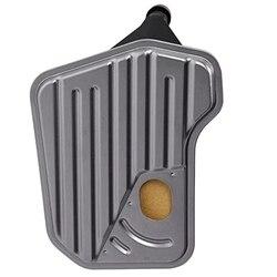 4L60E automatyczna skrzynia biegów płytkie płaskie Pan filtr oleju 1993 1997 dla Gmc Chevy|Zestawy naprawcze do skrzyni biegów|   -