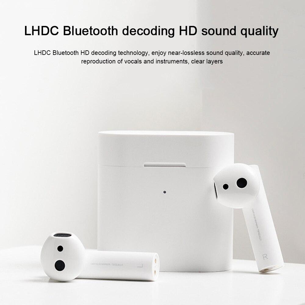 Xiaomi Airdots Pro 2 TWS Bluetooth Headset Smart Control Oortelefoon LHDC Tap Controle ENC Microfoon Echte Draadloze Oortelefoon - 2