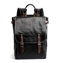 Популярная модная сумка в стиле ретро мужской рюкзак на плечо