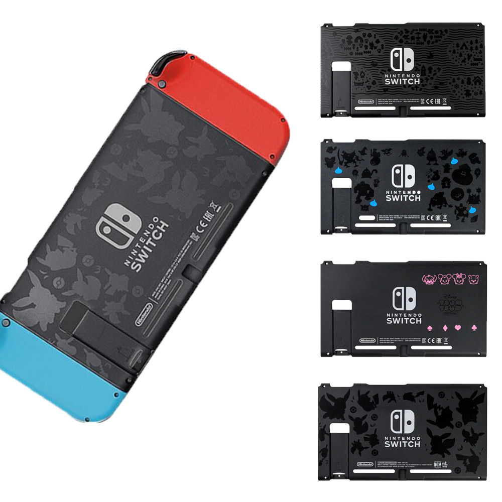 For Nintend Switch NS Console Replacement Housing Shell Case For  Switch Front Back Faceplate Cover