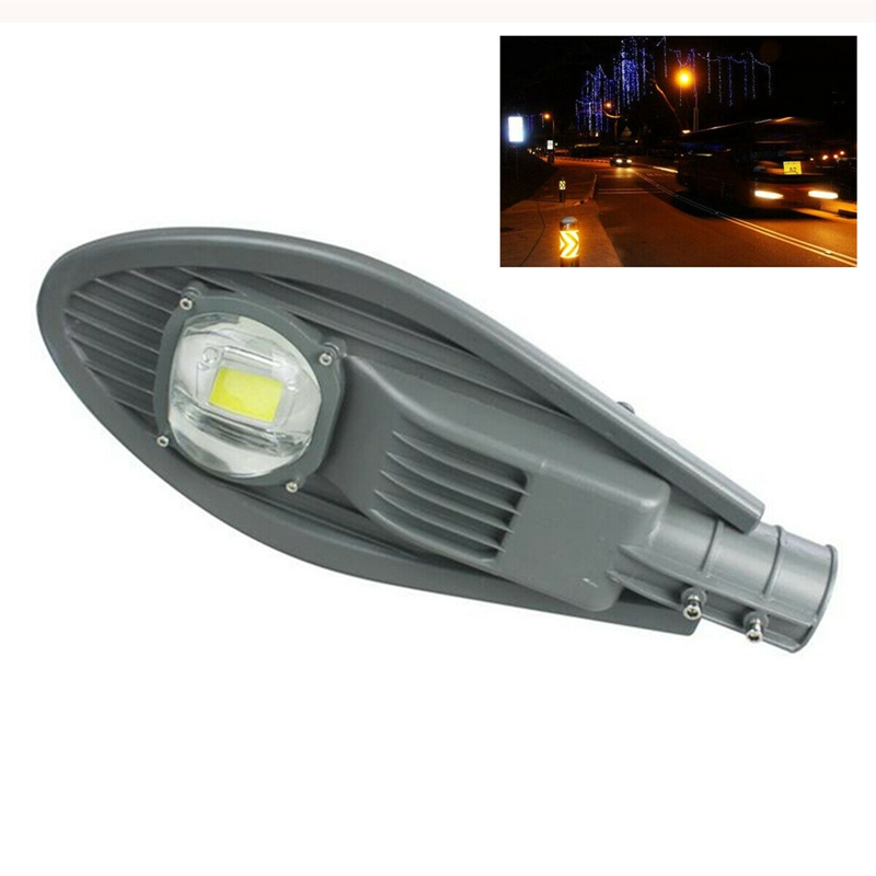 IP65 30W LED Street Light Waterproof Park Street Road Hotel Bridge Outdoor Lamp