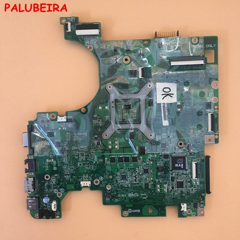 PALUBEIRA 0YWY70 натуральная для DELL 1764 S989 Системы материнская плата HM55 YWY70 CN-0YWY70 DAUM3BMB6E0 материнская плата для ноутбука работает