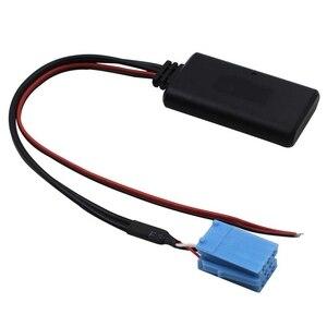 Автомобильный Bluetooth AUX кабель адаптер беспроводной Радио Bluetooth AUX адаптер кабель для AUDI Chorus 2 Concert 1 2 Symphony 1 для Blaupunk