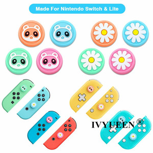 Image 5 - IVYUEEN analogowe nakładki na przyciski do przełącznika Nitendo Lite NS JoyCon kontroler nakładka na przełącznik do nintendo Mini Joy Con Joystick