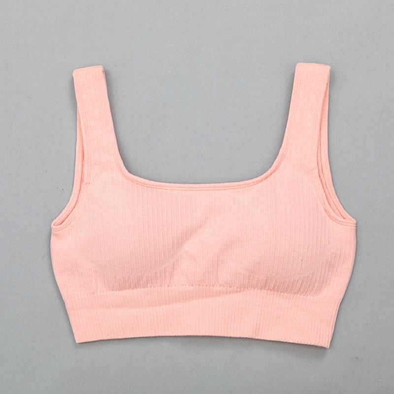 BraOrange - Women's sportswear Seamless Fitness Yoga Suit High Stretchy