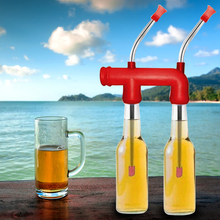 Drinking-Tool Snorkell Beer Party Entertainment Festival-Bar Convenient Durable
