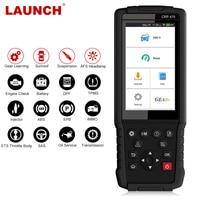 LAUNCH X431 CRP479 OBD2 Scanner Code Read Clean Automotive scanner Wifi Car Diagnostic Tool ABS TPMS DPF 15 Reset PK CRP429C