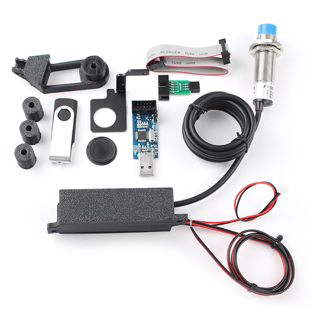 Complete Auto Bed Leveling Sensor Kit Compatible with Bootloader Burning Tool for <font><b>Creality</b></font> <font><b>Ender</b></font> <font><b>3</b></font>/ <font><b>3</b></font> <font><b>Pro</b></font> <font><b>3D</b></font> Printer Accessories image
