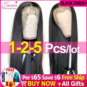 1-2-5pcs/Lot Straight 13x4 Lace Front Wigs Human Hair Pre Plucked Remy 28 30 32inch Lace Wig 4x4 Lace Closure Wigs Bulk Sale
