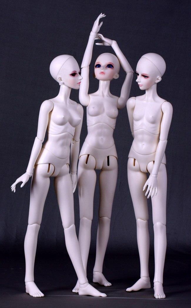 [wamami] Angel Of Dream 1/4 1/3 Female AOD Girl Nude Body BJD Doll Dollfie (Without Head)