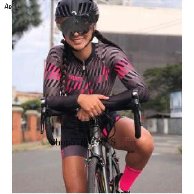 Go pro xam triathlon esportes ao ar livre das mulheres novo wear macacão ciclismo skinsuit mtb ciclismo ciclo roupas skinsuit 4
