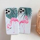 Flamingo Banana Leav...