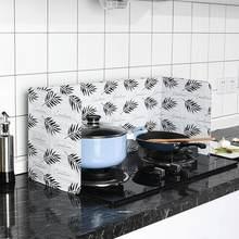 Criativo óleo splash scald prova placa de alta temperatura resistência ferramenta fritura guarda tela atrair papel lubrificado agregado familiar