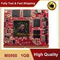 HD6770M HD 6770M M5950 pour Dell M4600 M5950 6700M 216-0810001 DDR5 1GB MXM A carte graphique vidéo VGA CN-0P4R8T 100% entièrement testé