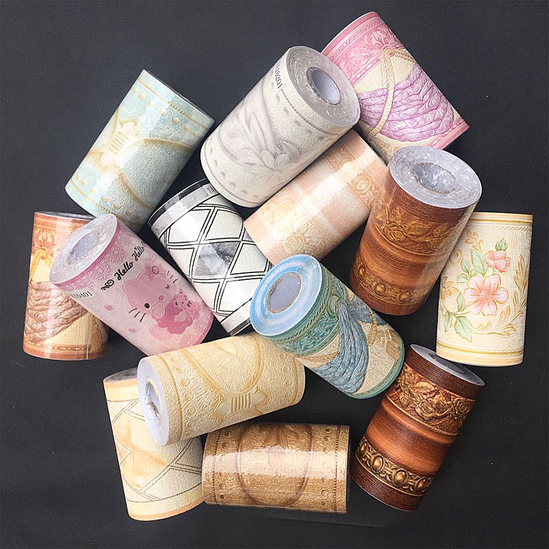 AntWallpaper Border 3d Wallpaper Wall Paper Papel Decorativo Adhesivo Para Cocina Sticker Kitchen Wallpaper Kitchen Mirror Decal