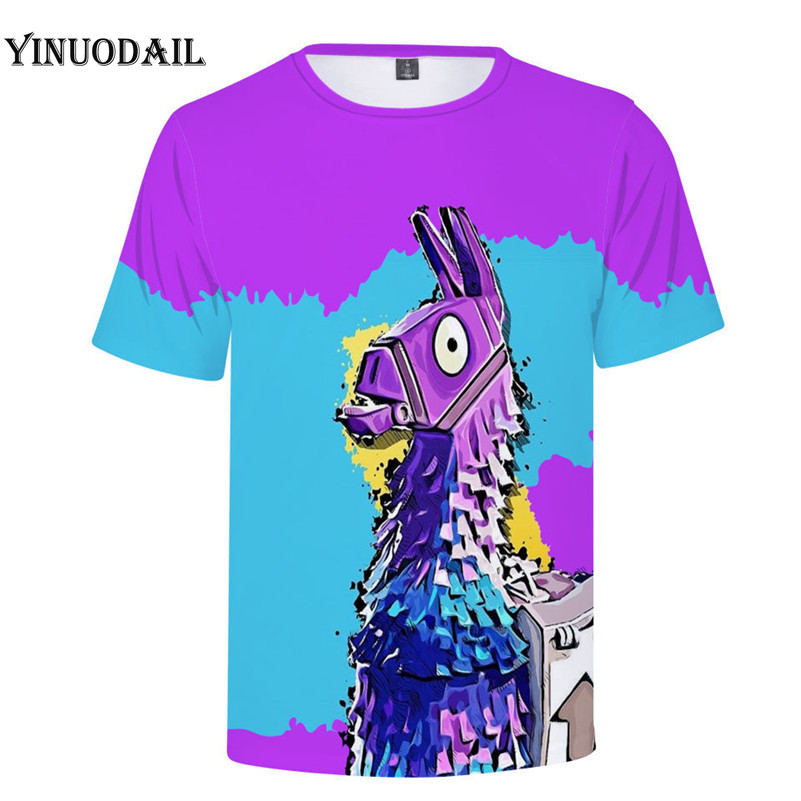 Men T-shirt 100Ccm- 150 Cm Children 3d Printed T Shirt Homme Unisex Casual Short Shirt Cosplay Tshirt Gaming Boy Funny T Shirts