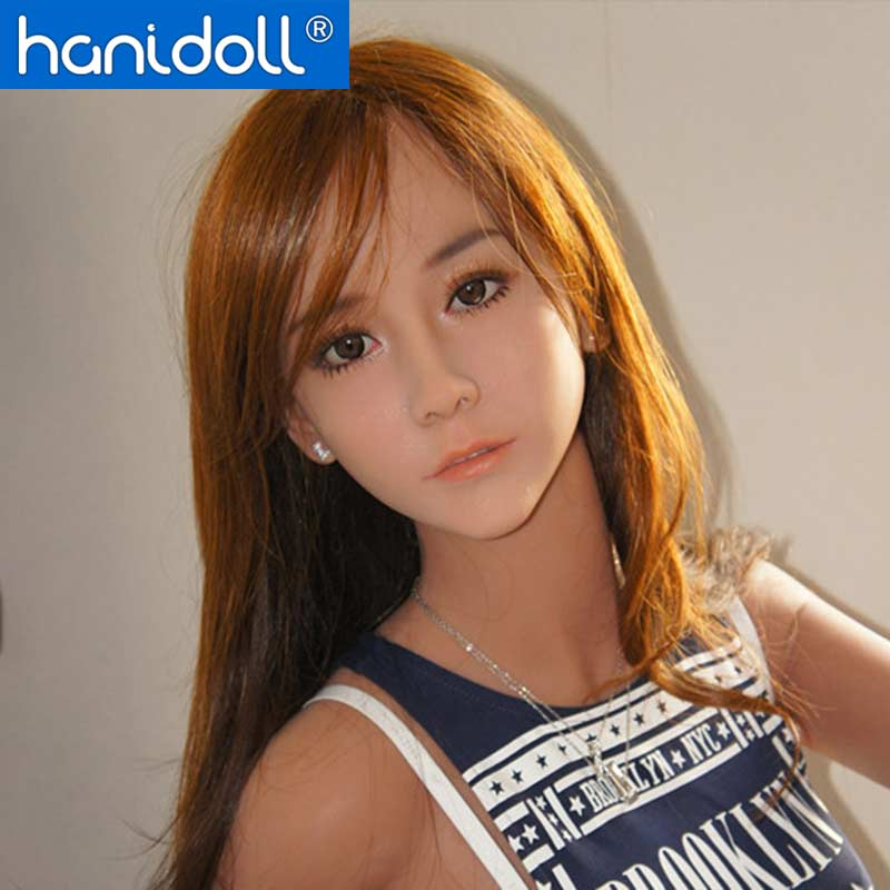 Hanidoll Real Silicone sex dolls Head for sex doll 100cm-170cm
