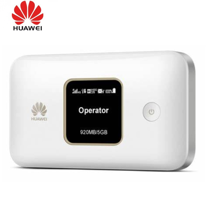 Unlocked Huawei E5785 Ultra-Fast 300 Mbps Unlocked Portable Mobile Wi-Fi