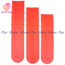 Chainsaw-Guide-Plate Saws Scabbard-Guard Plastic for 12-14--16-18-20-Sheath Thickened