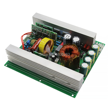 DIY Pure Sine Wave Lithium Battery Converter Integrated Machine 12V/ 24V/ 48V/ 60V/ To 220V 110V Amorphous High Power Inverte inverte 12v 220v 6000w pure sine wave inverter 6000w ac to dc 12v 24v 36v to 110v 120v 240v