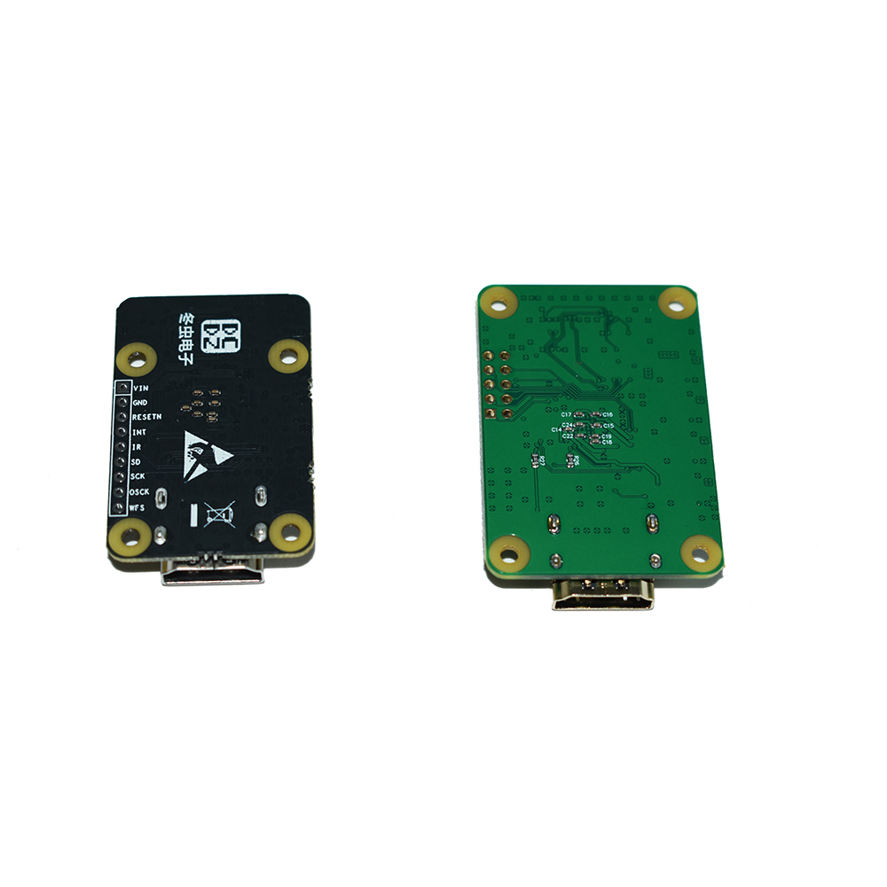 Lusya Standard HDMI-Compatible To CSI-2 Adapter Board Input Up To 1080p25fp For Rasperry Pi 4B 3B 3B+ Zero W