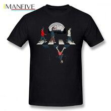 Stranger Things T Shirt STRANGER THINGS T-Shirt 6xl Mens Tee Print Awesome Basic Cotton Short Sleeve Tshirt