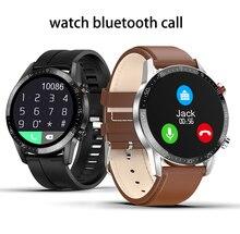 L13 Smart Uhr Herz Rate Monitor Männer Frauen Smartwatch IP68 Wasserdichte Fitness Tracker Sport Bluetooth Anruf PK DT98 DT78
