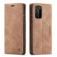 Flip Case For Hawei P20 P30 P40 Mate20 30 Pro Lite Nova 3e 4e 6se 7i P smart 2019 Etui Luxury Leather Phone Cover shell Coque