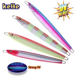 Vertical jig/Slim jig/Fast sinking jig/Metal jig/Lead fish/Jigging/Fishing Lure/Jig lures/Lead Lures/Tuna/Mahiimahi/Yellowtail