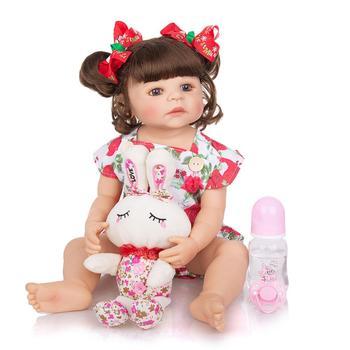 Кукла-младенец KEIUMI 22D01-C321-H29-T23 2