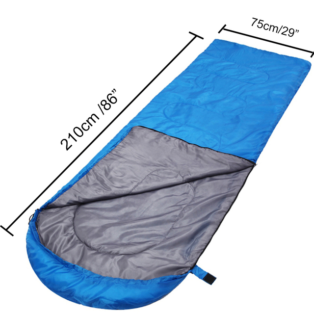 Desert&Fox Ultralight Sleeping bags for Adult Kids 1KG Portable 3 Season Hiking Camping Backpacking Sleeping Bag with Sack 3
