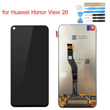 for Huawei Honor View 20/ Honor V20 LCD Display Screen Touch Digitizer Assembly LCD Display 10 Touch Repair Parts(China)