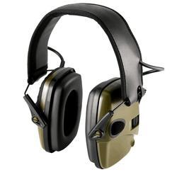 Электронные Наушники для стрельбы, тактические, для спорта на открытом воздухе, анти-шум, звук, усиление, Защита слуха, наушники складные