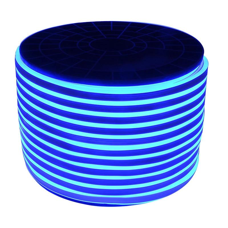 H2ac7b60fd662441bb3564367d1785f4aq - DC 12V RGB LED Strip Light Neon Light Waterproof SMD 2835 Flexible Ribbon Fita Strip Lamp 1/2/3/4/5 Meter Tape Home Decoration