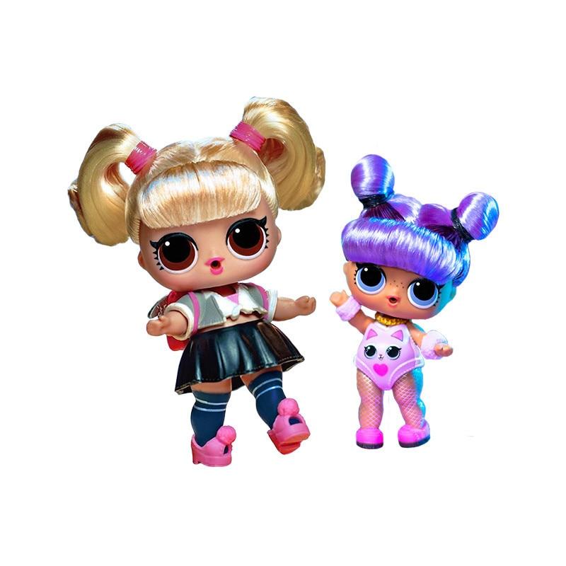 100% Original lol poupées Surprise balle coiffure poupée jouets pour enfants cadeau