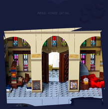 Lepinblocks 16060 HarryING Movie Series   Magic Castle Set Building Blocks Bricks House Model Christmas Toys