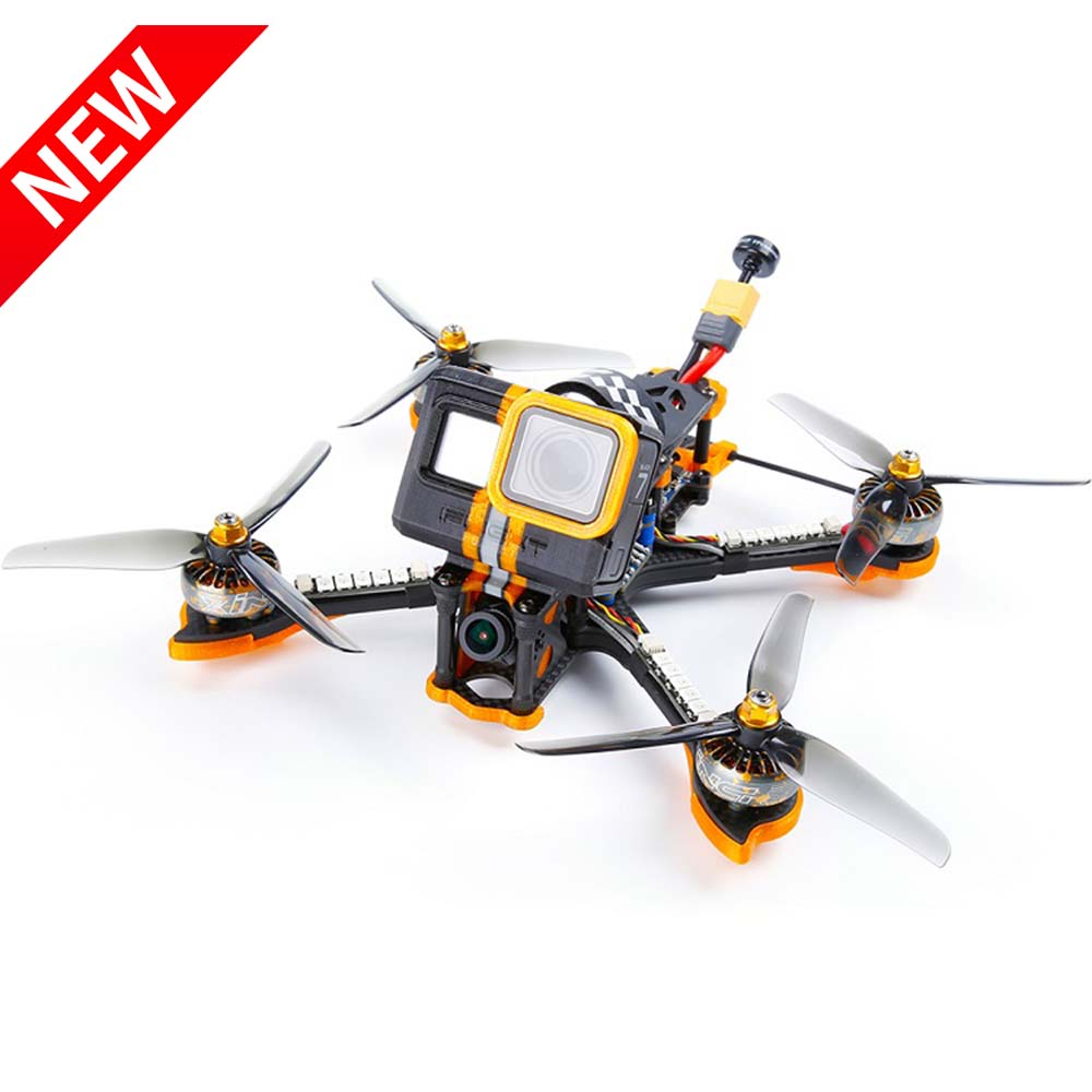 New IFlight  Cidora SL5 4S 6S FPV Drone BNF Squish X 215mm 5inch FPV Freestyle Frame With 5mm Arm 5inch  For FPV RC Drone