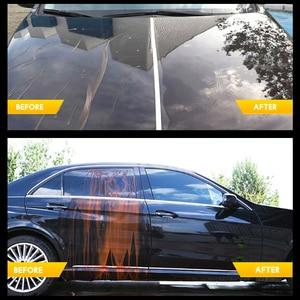 Image 3 - 230ml מכונית שעוות גביש ציפוי סט קשה מבריק שעווה שכבה המכסה את משטח צבע ציפוי נוסחת סופר עמיד למים סרט