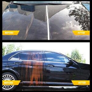 Image 3 - Cera de coche Chapado en cristal, capa de cera dura que cubre la superficie de la pintura brillante, fórmula, película superimpermeable, 230ml