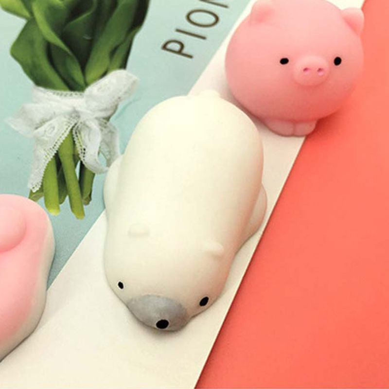 Squishy-Toys Relief-Squeeze-Toy Funny Gifts Anti-Stress Mini Kids Children Cute Slow Rising img4