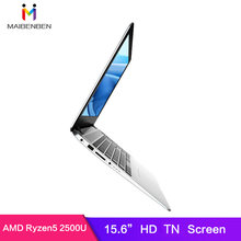 "Maibenben Damai E526 Laptop Voor Kantoor Amd Ryzen 5 2500U + Amd Vega 8 Graphics/8G Ram/256G Ssd + 1 Tb Hhd/15.6 ""Hd Tn Scherm Netbook(China)"